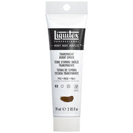 LHB 59ml tube Transparent Burnt Umber (Liquitex)