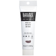 LHB 59ml tube Muted Grey (Liquitex)