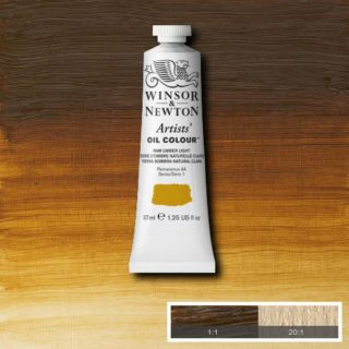 AOC Raw Umber Light (Winsor & Newton Artist Oil)