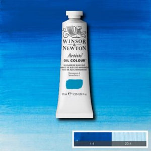 WN AOC 37ml tube - Manganese Blue Hue (Winsor & Newton)