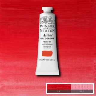 WN AOC 37ml tube - Bright Red (Winsor & Newton)