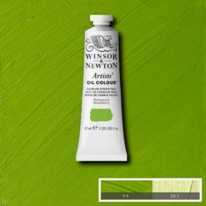 WN AOC 37ml tube - Cadmium Green Pale (Winsor & Newton)