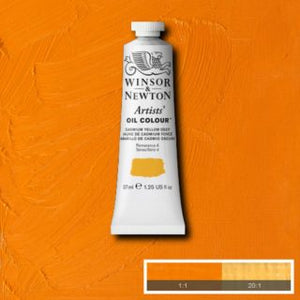 WN AOC 37ml tube - Cadmium Yellow Deep