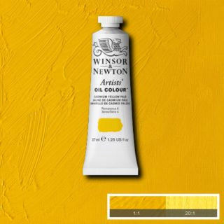 AOC Cadmium Yellow Pale (Winsor & Newton Artist Oil)