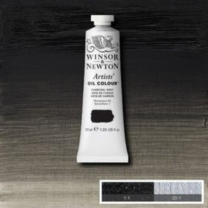WN AOC 37ml tube - Charcoal Grey (Winsor & Newton)