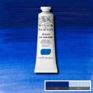 WN AOC 37ml tube - Cobalt Blue (Winsor & Newton)