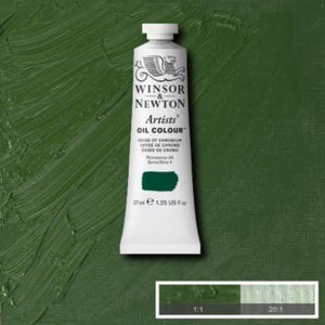 WN AOC 37ml tube - Oxide Of Chromium (Winsor & Newton)
