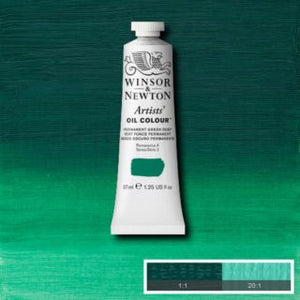 AOC Permanent Green Deep (Winsor & Newton Artist Oil)