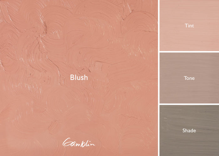 GB 1980 Blush  (Gamblin Oil)