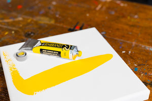 ROC CADMIUM YELL MED 271 4 (Rembrant Oil Colour)
