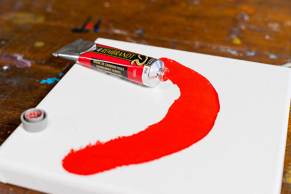 ROC CADMIUM RED DEEP 306 4 (Rembrant Oil Colour)