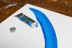 ROC CERULEAN BLUE 534 5 (Rembrant Oil Colour)