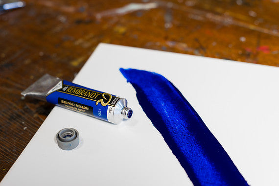 ROC PHTHALO BLUE RED 583 3 (Rembrant Oil Colour)