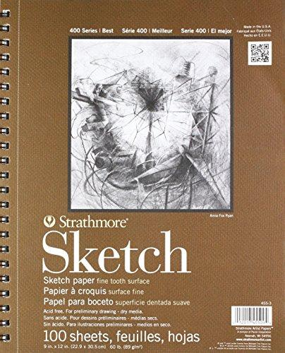 Strathmore 400 Series Sketch Pad