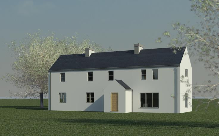 Farmhouse house plans ireland - House decor