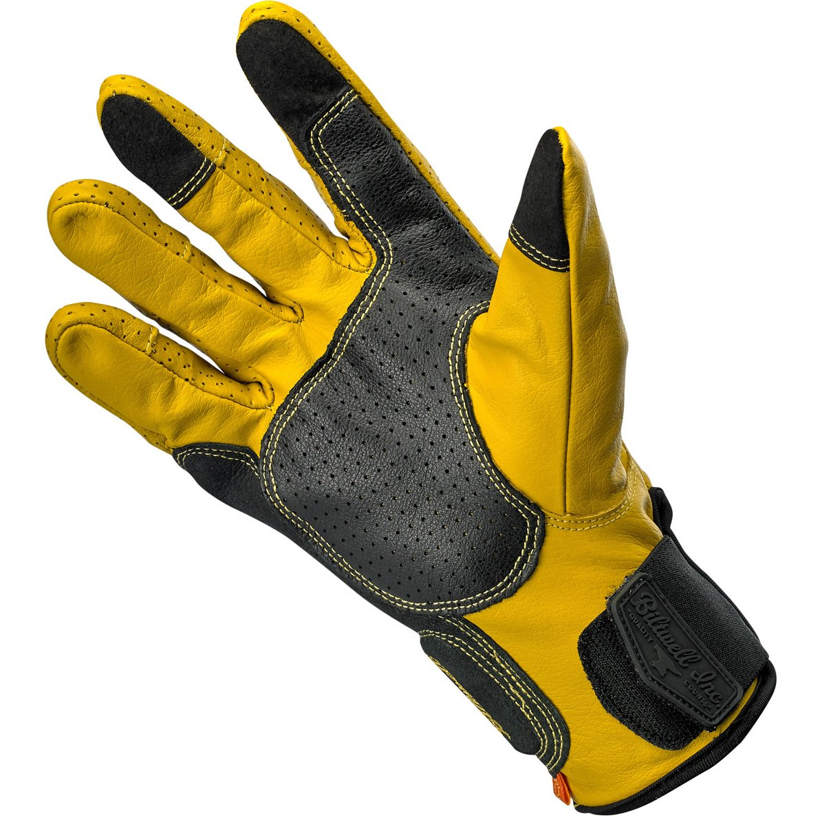 Borrego Gloves Gold/Black
