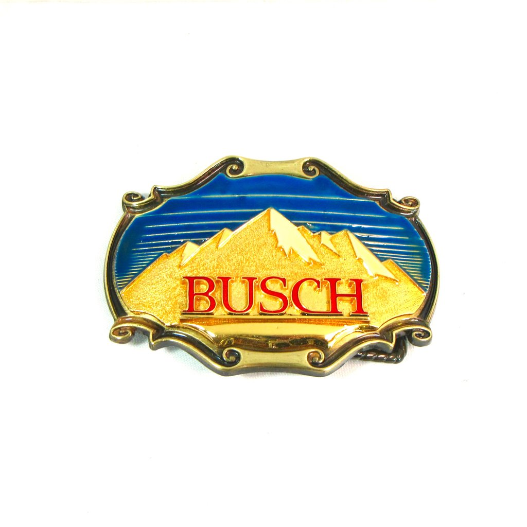 Busch Belt Buckle
