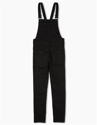Black Sector Overalls