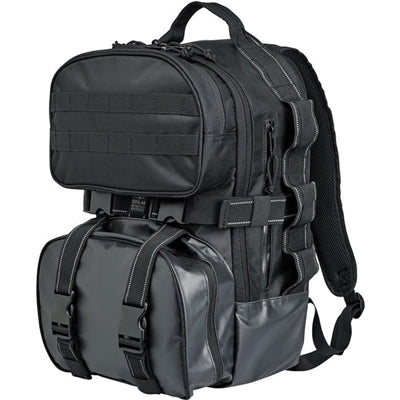 Biltwell Black Backpack