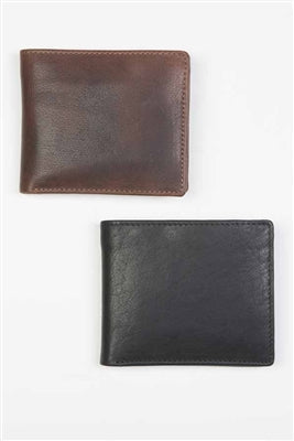 Attain Leather Billfold