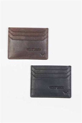 Convoy Leather Card Holder