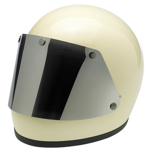 Biltwell ECE Gringo Chrome Blast Shield