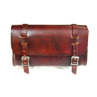 Brown Leather Tool Pouch
