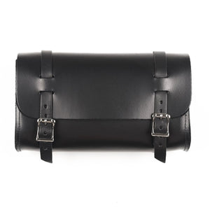 Black Leather Tool Pouch