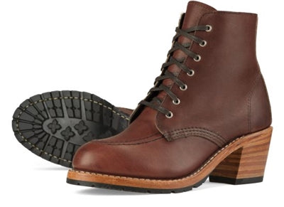 Amber Brown Clara Boot