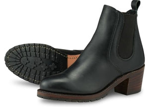 Black Harriet Boot