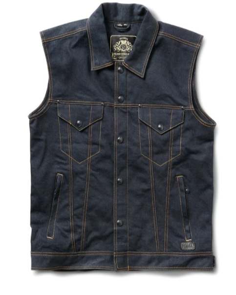 Tech Denim Vest