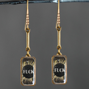Fuck Earrings