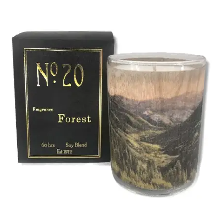 No 20 Forest Candle