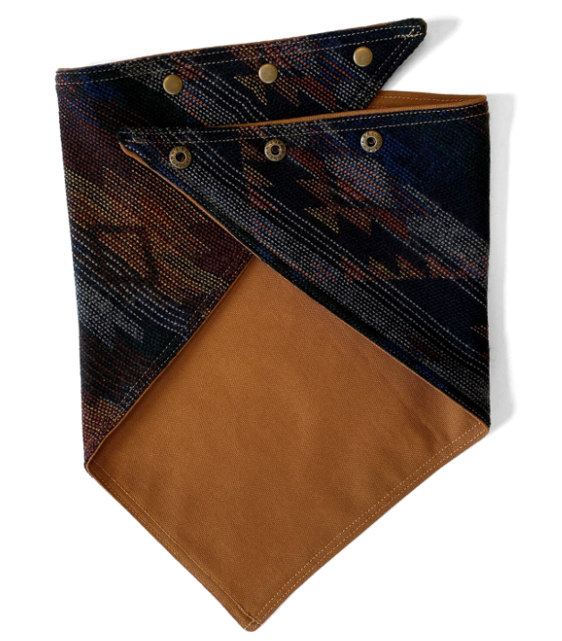 Bandana Carhartt Brown With Otono