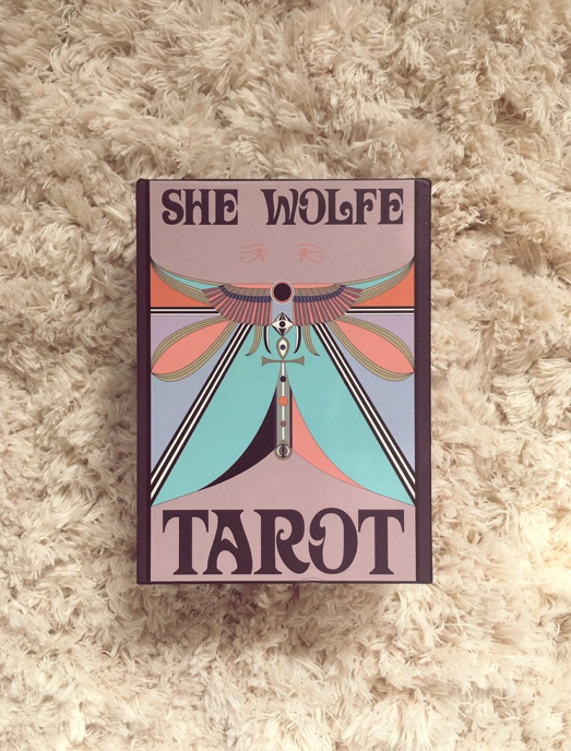 She Wolfe Tarot - 3rd Edition