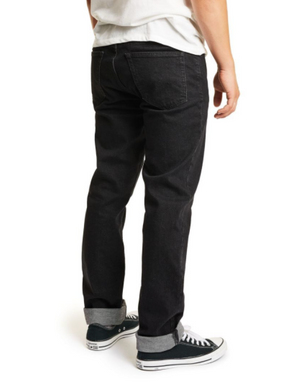Brixton Black Denim Pant
