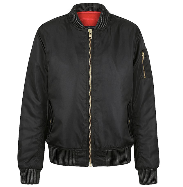 Glory 2.0 Motorcycle Jacket Black