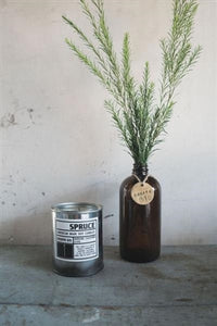 Spruce Tin Candle