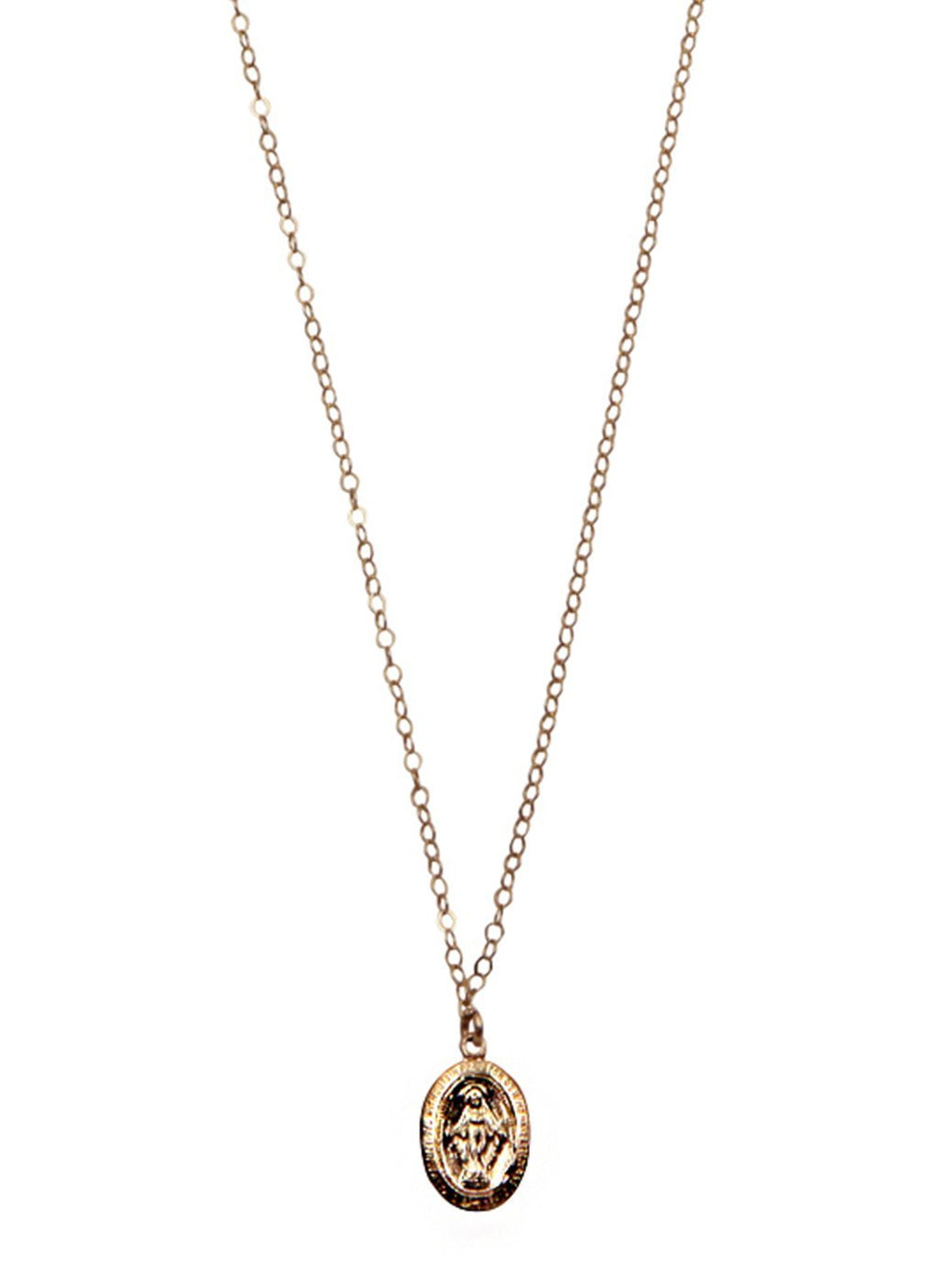 Little Lupe Gold Necklace