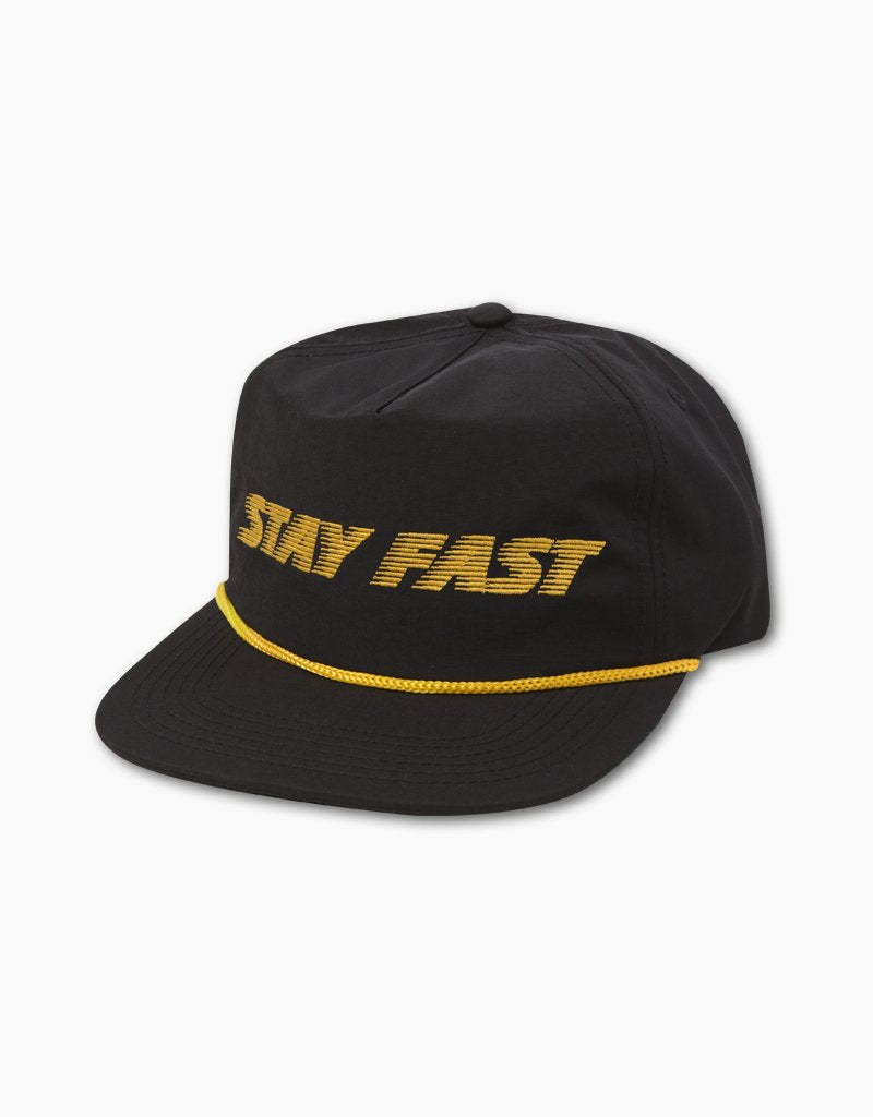 Stay Fast 5 Panel Hat