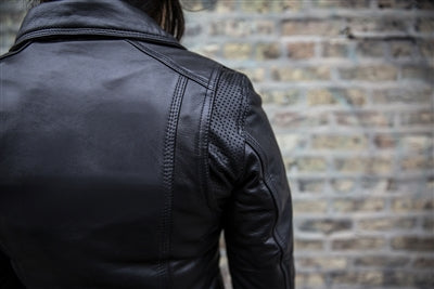 Ivy Women's Motorcycle Jacket by Tarnish