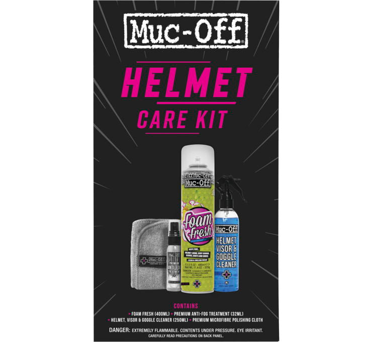 Muc-Off Helmet Care Kit