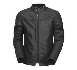 Roland Sands Black Walker Jacket