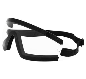 Clear Wrap Goggles
