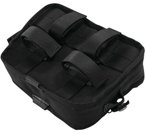 Voyager Handlebar Bag Black