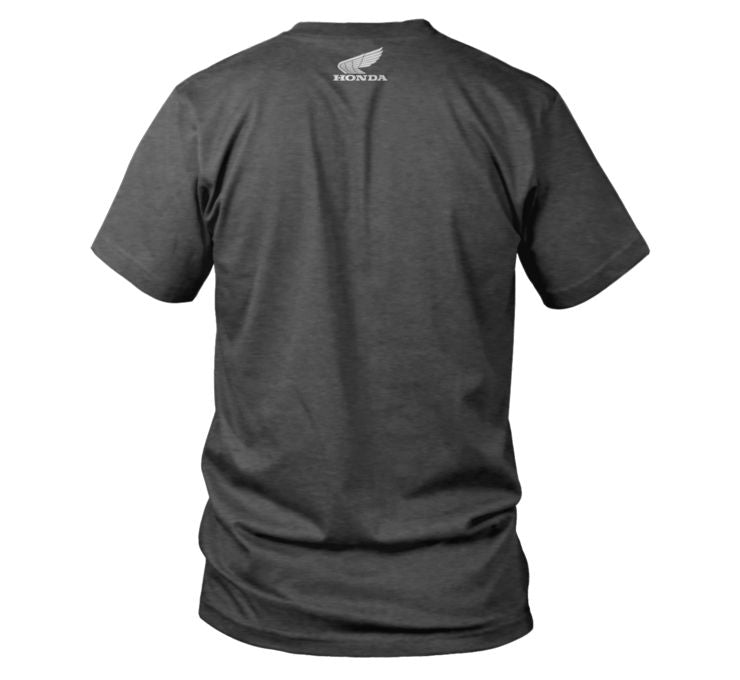 Honda Official Licensed Products Men's 85 Trials Tee