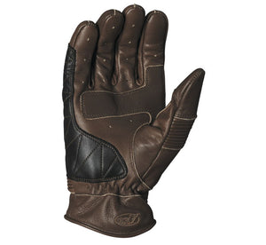 Brown Bronzo Motorcycle Gloves