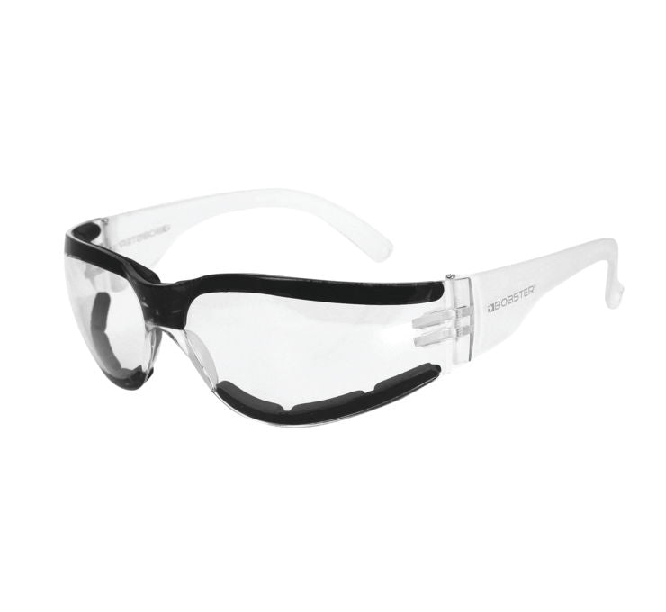 Clear Shield Sunglasses