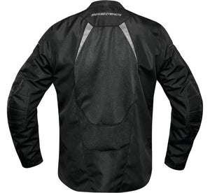 Hot Head Mesh Riding Jacket