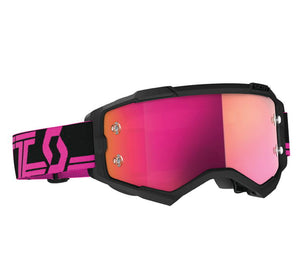 Scott Fury Goggles Black/Pink